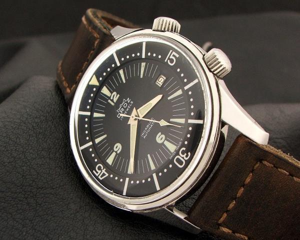 rare swiss made Orven Delux hand winding men's watch | eBay